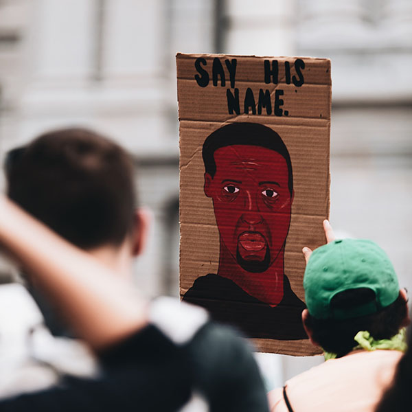 George Floyd Protest, May 2020