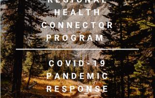 Regional Health Connector COVID-19 Response Summary