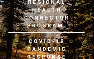 Regional Health Connector Program COVID-19 Pandemic Response Summary
