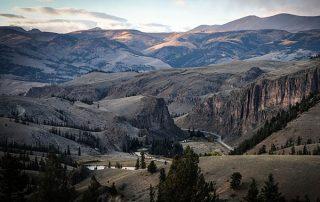 Rio Grande River in Mineral County, Region 8 Colorado