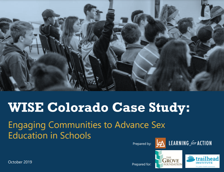 WISE Colorado Case Study